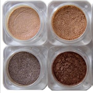 Naked Cosmetics Sierra Nevada Collection 4 piece